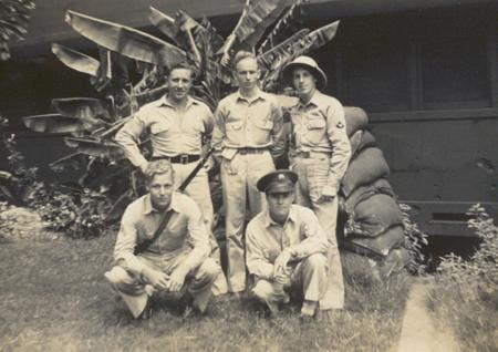 1941 hawaii soldiers