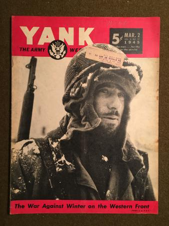 2 March 1945 Yank Magazine