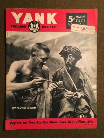 23 March 1945 Yank Magazine