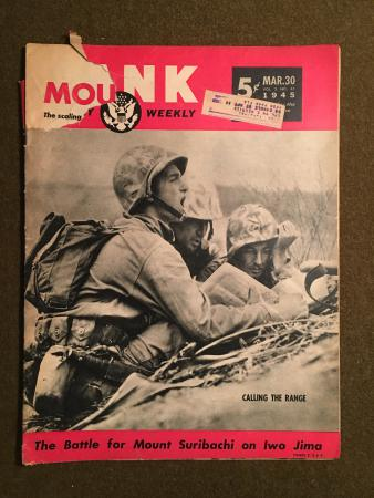 30 March 1945 Yank Magazine