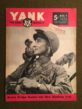 9 March 1945 Yank Magazine