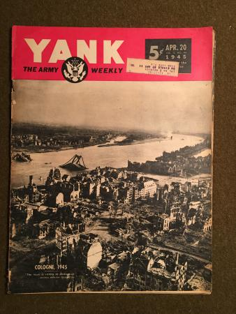 20 April 1945 Yank Magazine