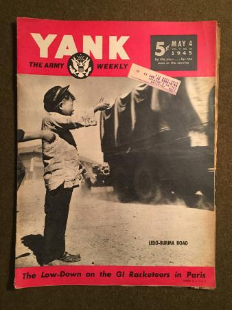4 May 1945 Yank Magazine