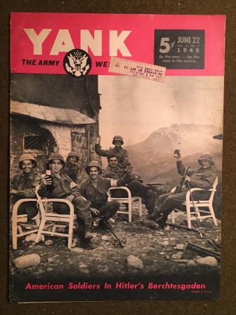 22 June 1945 Yank Magazine