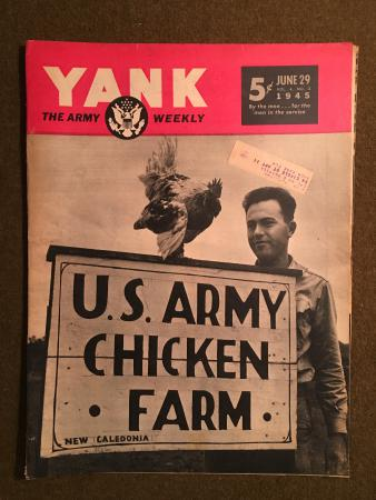 29 June 1945 Yank Magazine
