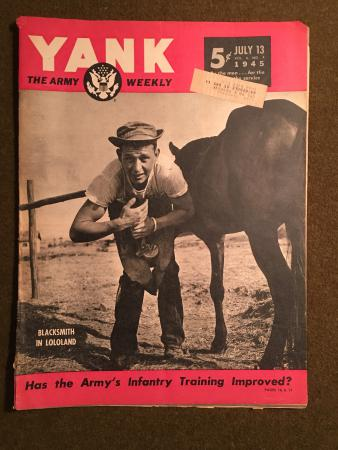 13 July 1945 Yank Magazine