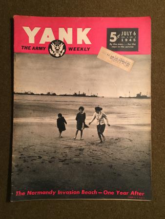 6 July 1945 Yank Magazine
