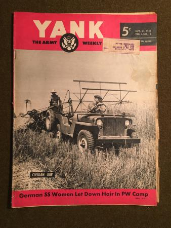 21 September 1945 Yank Magazine