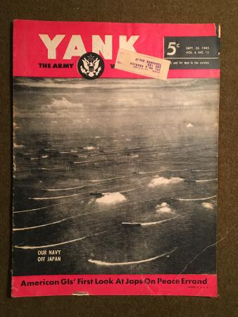 28 September 1945 Yank Magazine