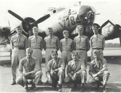 Crew of B-17 Section Eight